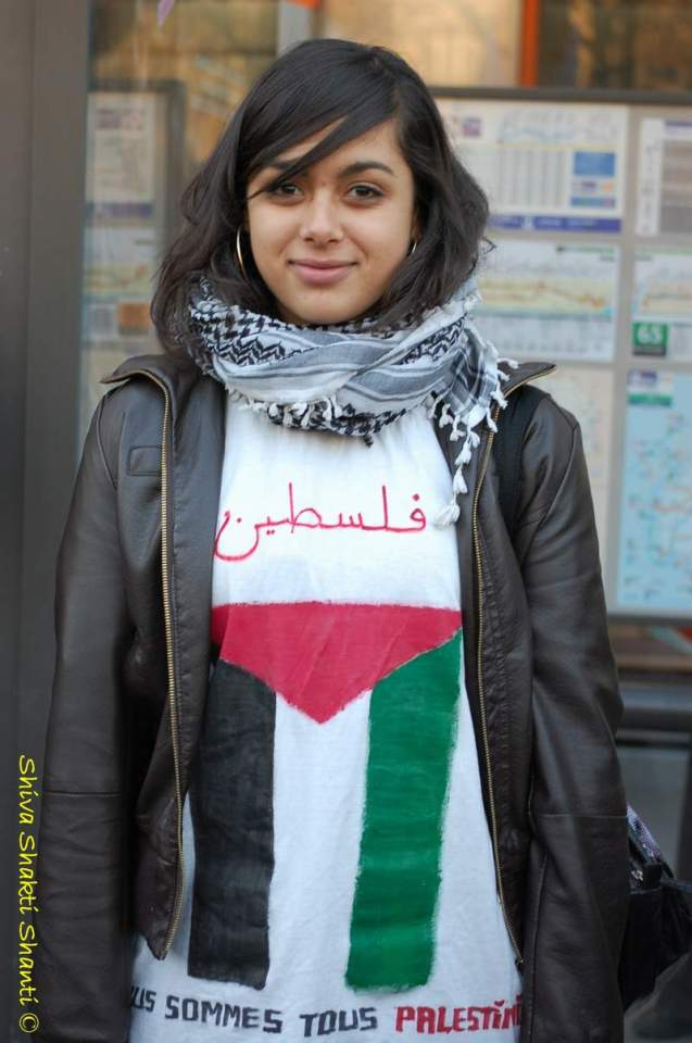 """""""Nous sommes tous des Palestiniens !"""""""