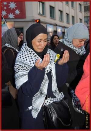 Quand on pense aux enfants palestiniens, on ne peut que pleurer...