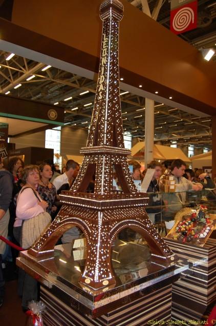 Salon du Chocolat Paris 2008