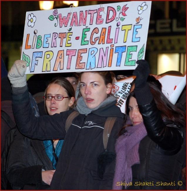 29 Janvier 2009 Manifestation greves generales PARIS Opera