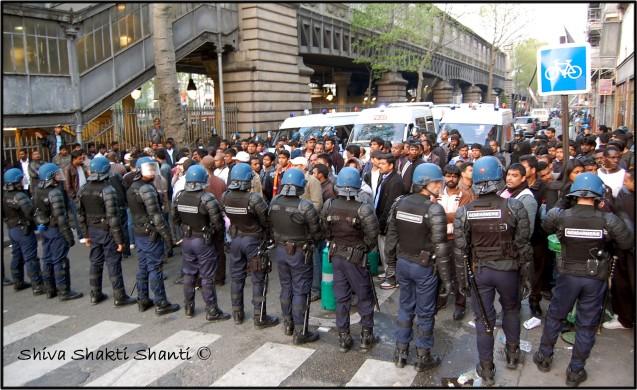 Tamil Manif Paris 20.04.09