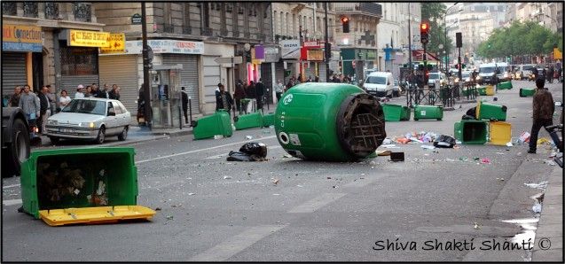 20 avril 2009 Manifestation tamile Paris