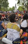 21.05.2011 Democracia Real Ya! Manif Paris Place de la Republique © Shiva Shakti Shanti