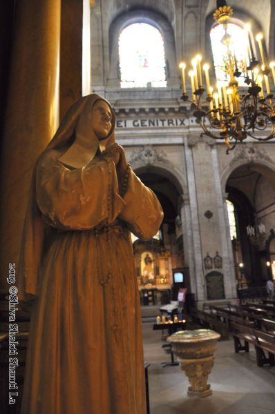 29Aout2013 PARIS Eglise de Notre-Dame-des-Victoires