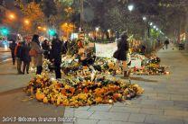 89 personnes ont perdu la vie ce soir de vendredi 13 novembre 2O15 au Bataclan.